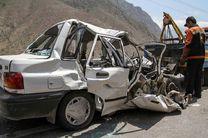 ۷۵ درصد فوتیهای تصادفات درون شهری اصفهان کودکان 6 تا 9 سال بودند