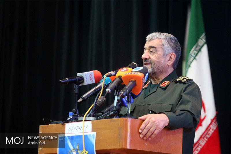 پیام نوروزی رهبری دروازه ورود سپاه به پیشرفت کشور بود