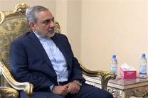 سفیر ایران در صنعا با برخی مقامات یمنی دیدار و گفتگو کرد
