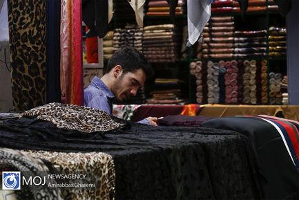 حال و هوای بازار تهران در آستانه عید نوروز