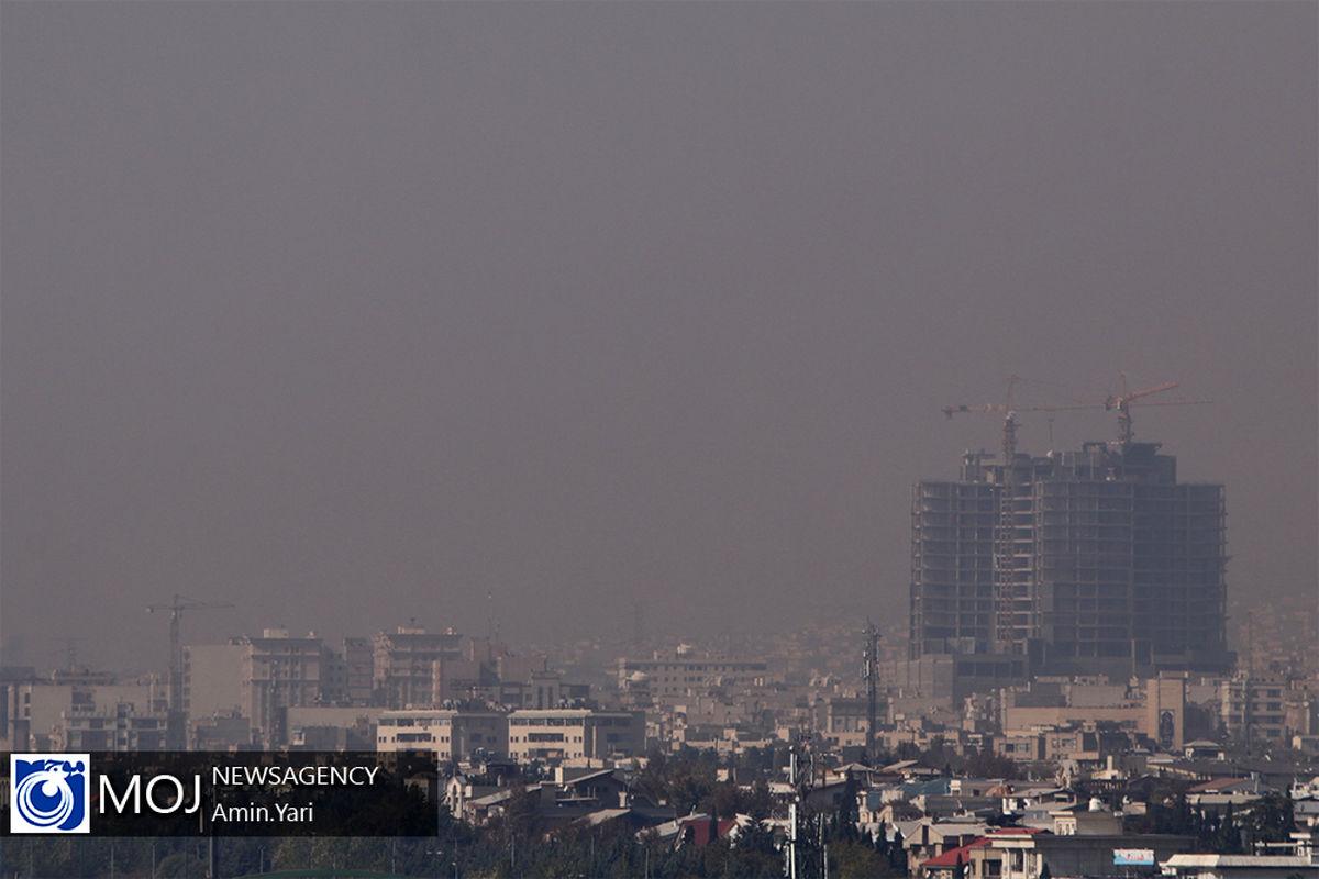کیفیت هوای تهران ۲۰ تیر ۱۴۰۰/ شاخص کیفیت هوا به ۱۳۶ رسید