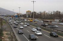 آخرین وضعیت ترافیکی و جوی جادهها در 4 مرداد