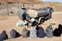 آبرسانی سیار به 93 روستای استان کرمانشاه