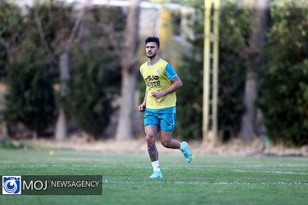 تمرین تیم فوتبال استفلال تهران- ۳ شهریور ۱۴۰۰