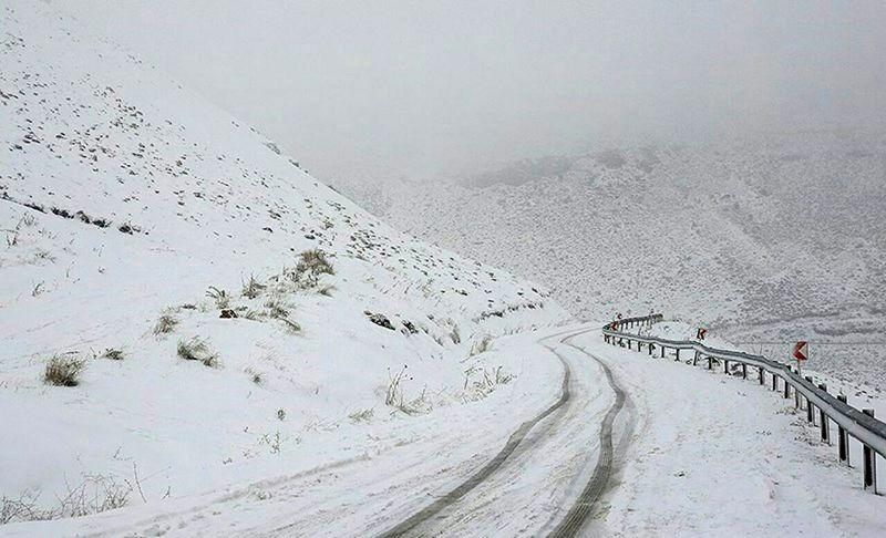 عبور و مرور در جاده های استان گلستان به صورت عادی و روان در جریان است