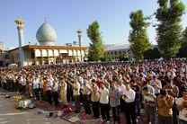 نماز عید فطر در حرم مطهر شاهچراغ (ع) و به امامت آیت الله دستغیب اقامه میشود