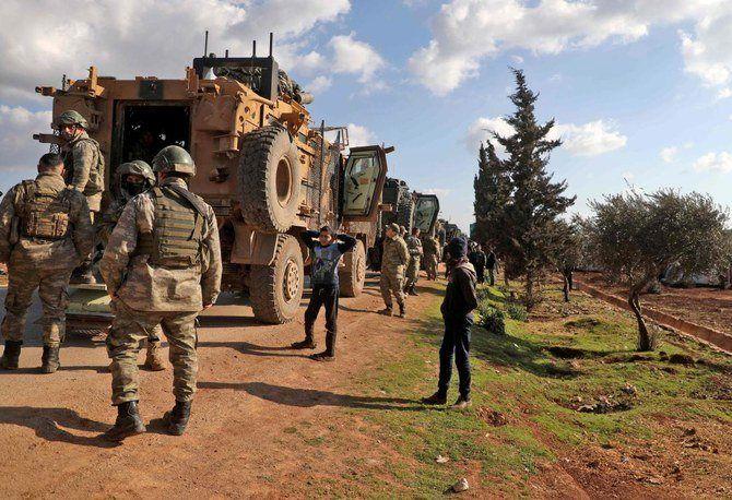 امیدواریم نیروهای ما با ارتش ترکیه در سوریه درگیر نشوند