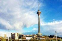 کیفیت هوای تهران در 15 مرداد سالم است