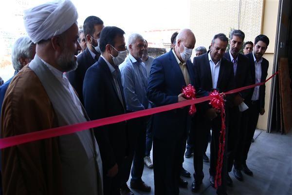 کارخانه سنگ مرمر در شهرستان تیران افتتاح شد
