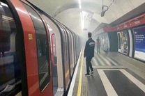 وقوع حریق در ایستگاه مترو اکباتان/ مسافران در حال جابهجایی هستند