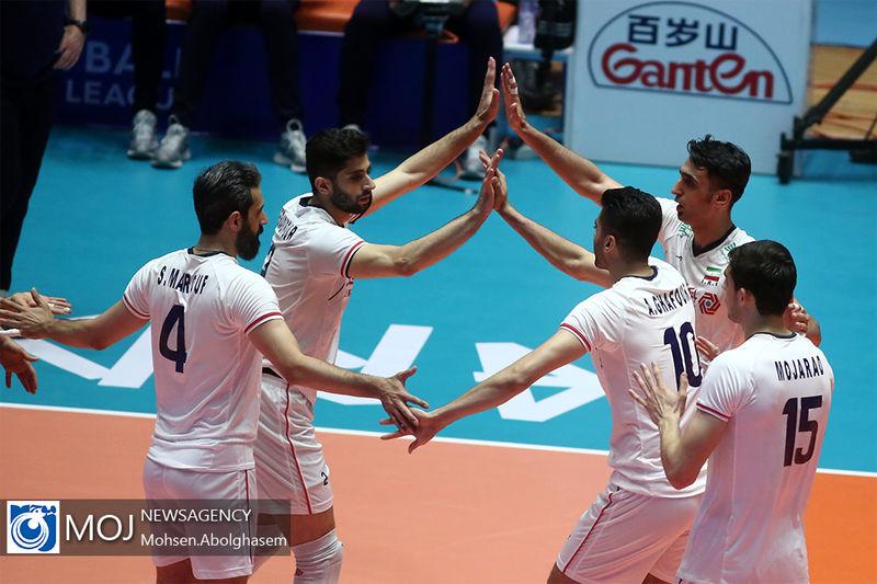 نتیجه بازی والیبال ایران و پرتغال/ پرتغال هم تسلیم ایران شد