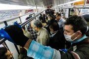 تست رایگان کرونا در مترو متوقف شد