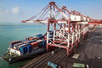 1 میلیون و 400 هزار تن کالای غیرنفتی از بندر شهید باهنر صادر شد