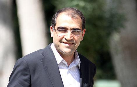 وزیر بهداشت به کرمان رفت