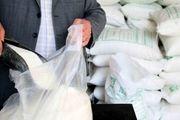 توزیع شکر 3400 تومانی در بازار