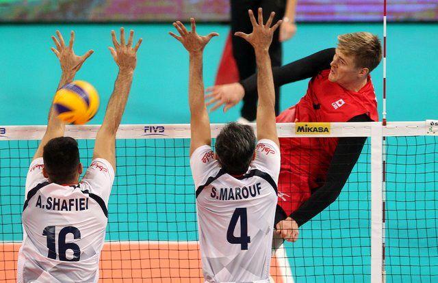 نتیجه بازی والیبال ایران و کانادا/ شکست تیم ملی والیبال ایران برابر کانادا