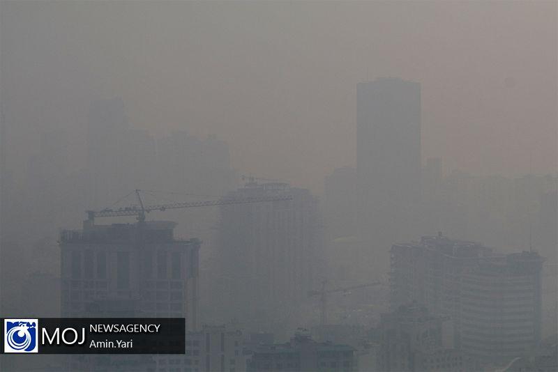 آلودگی هوا، ادارات لرستان را به تعطیلی کشاند