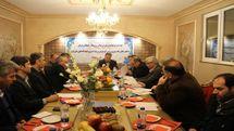 جلسات ویژه سرمایه گذاری با حضور معاون وزیر امور اقتصادی در استان اردبیل  برگزار شد.