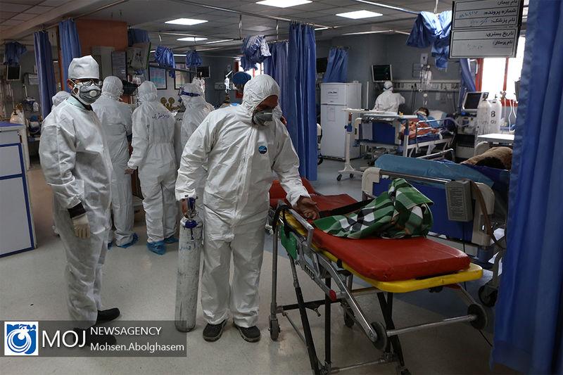 بستری شدن 76 بیمار جدید مبتلا به کرونا در اصفهان