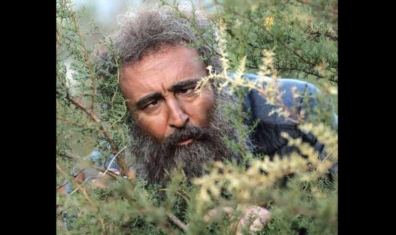 رونمایی از گریم مهران احمدی در سریال پایتخت