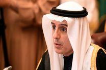 ولیعهد سعودی عادل الجبیر را توبیخ کرد