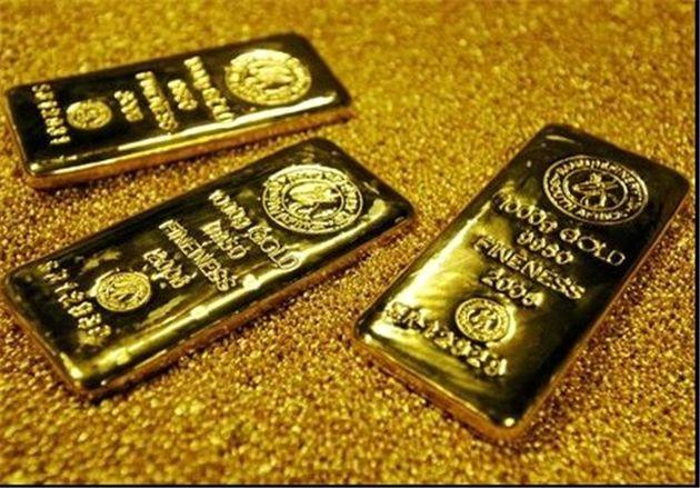 قیمت جهانی طلا در 23 تیر کاهش یافت