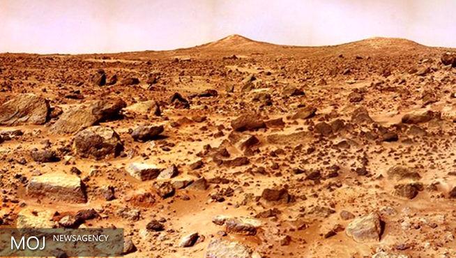 منتظر انتقال خاک مریخ به زمین باشید