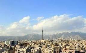 کیفیت هوای پایتخت در 26 دی ماه/ هوای تهران سالم است