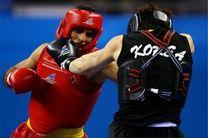 مسابقات ووشوی قهرمانی کشور در زنجان آغاز شد