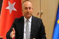 موضع خصمانه ترکیه علیه نظام مشروع سوریه