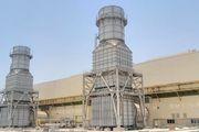 اتصال دومین واحد گازی نیروگاه کلاس F هنگام بندرعباس به شبکه سراسری برق