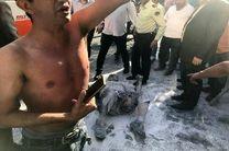 اظهارات شهردار منطقه ۲ از پرونده ملک مورد مناقشه مردی که خودسوزی کرد