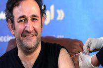 بازیگر پایتخت و همسرش داوطلبانه واکسن ایرانی کرونا زدند