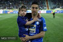 خسرو حیدری از دنیای فوتبال خداحافظی میکند
