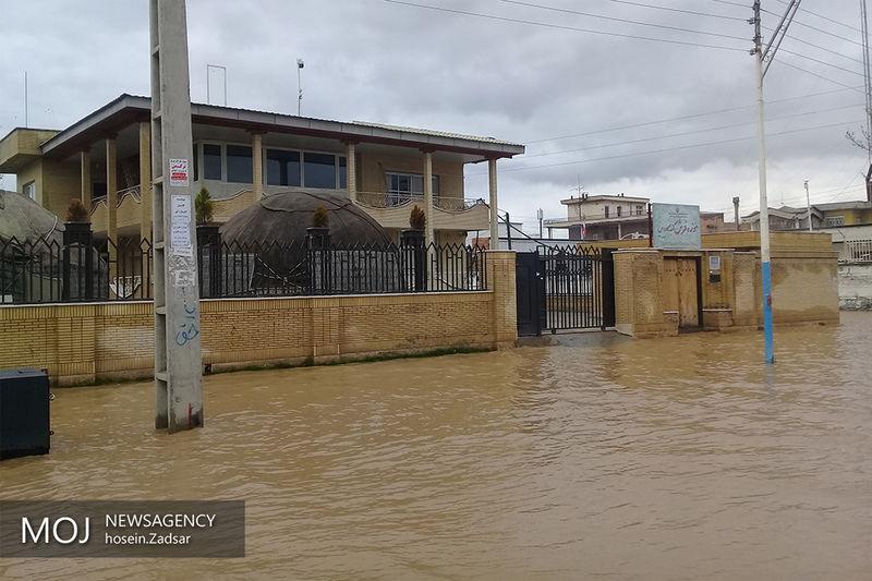 احتمال دارد آب هایی که در رودخانه های فصلی تفت جریان دارد به میبد برسد