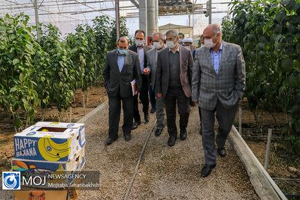 افتتاح طرح های عمرانی، صنعتی و کشاورزی در استان اصفهان