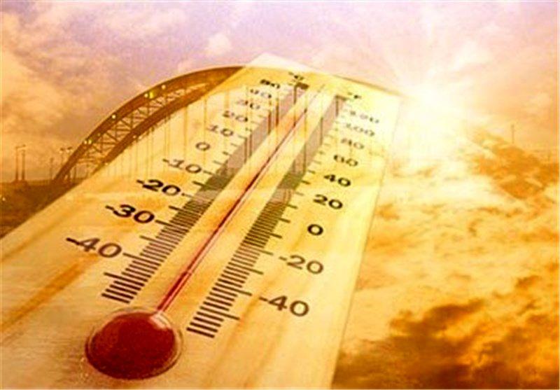 افزایش دما در 24 ساعت آینده