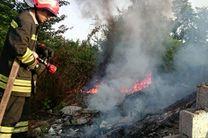 ۱۴ مورد عملیات امداد رسانی و خدمات ایمنی به شهروندان توسط آتش نشانان رشت