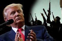 تحسین «ترامپ» از پرتاب بمب غیرهستهای ارتش آمریکا به شرق افغانستان