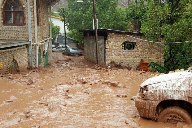 پرداخت تسهیلات ویژه به واحدهای در معرض خطر سیلاب