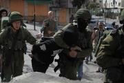 Zionist Regime arrested 22 Palestinians in West bank