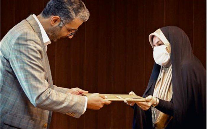 انتصاب مدیر جدید روابط عمومی و امور بین الملل کانون زبان ایران