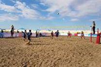 مسابقات والیبال ساحلی انتخابی تیم ملی