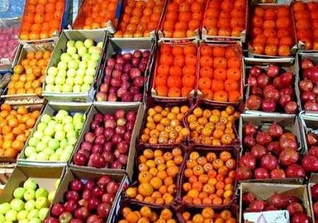 توزیع میوه با قیمت هر کیلو  2500 در هرمزگان
