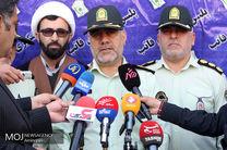 دستگیری ۶۷۳ نفر در طرح رعد پلیس پیشگیری پایتخت