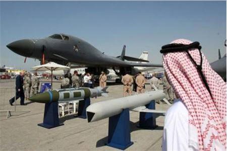 عربستان دومین خریدار تسلیحات در جهان است