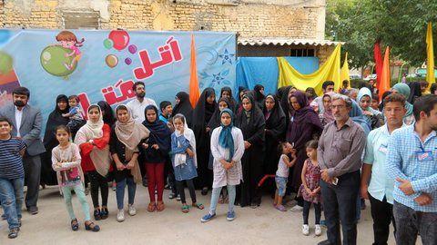 متفاوتترین جشنواره بازی و سرگرمی در منطقه 10 اصفهان برگزار شد