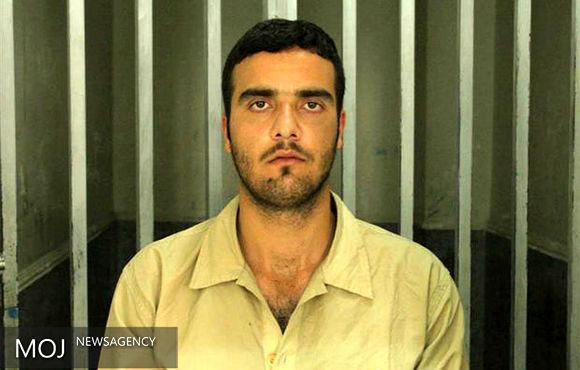 سارق قاتل بعد از ۶ ماه دستگیر شد