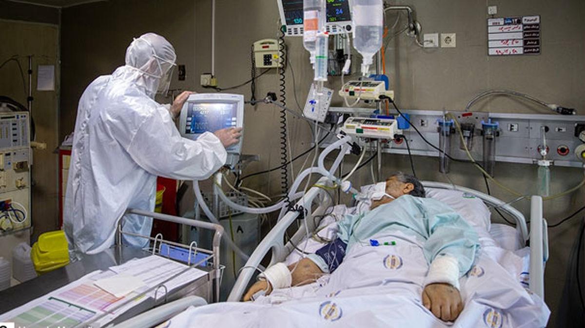 وضعیت جسمی ۲۷ بیمار وخیم گزارش شده است