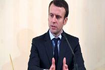 پیشتازی امانوئل ماکرون در نظرسنجیهای انتخاباتی فرانسه